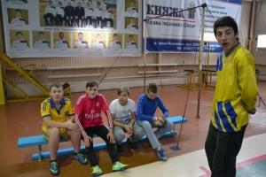 Юнацький футбольний турнір в Івано-Франківську