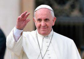 Послання Папи Франциска до молоді 2017