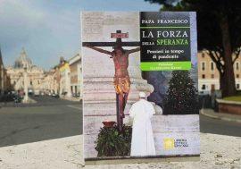 «Сила надії». Книга, що зібрала роздуми Папи про пандемію