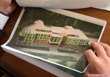 Міська рада уклала договір про намір будівництва приміщення приватної школи «Всесвіт»